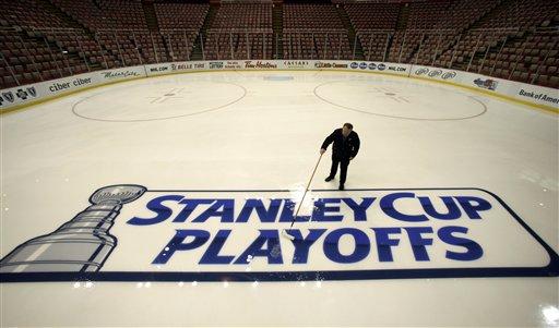 NHL Stanley Cup Playoffs2017