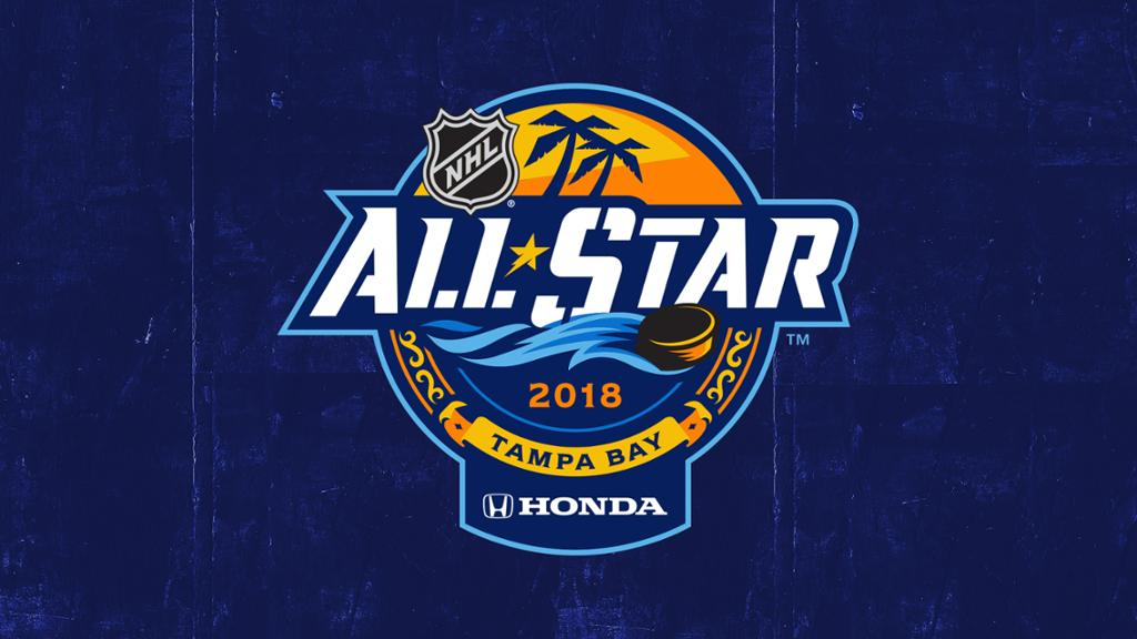 NHL 2018 All-Star Game